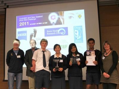 Winner: Connor Clemett, Riccarton High School, Christchurch