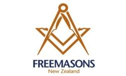 Freemasons New Zealand logo